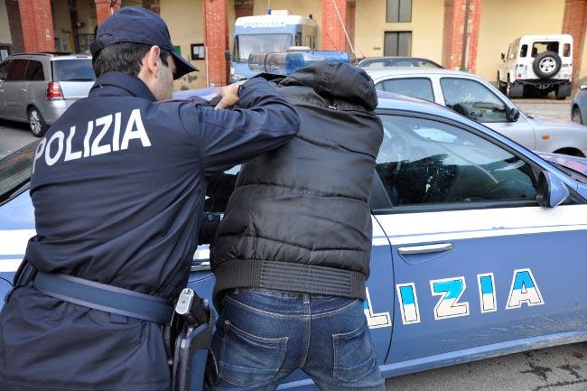 polizia livorno